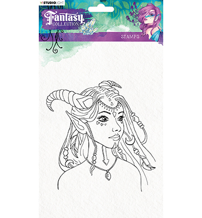 Studio Light - Clearstamp - Fantasy Collection - FC373