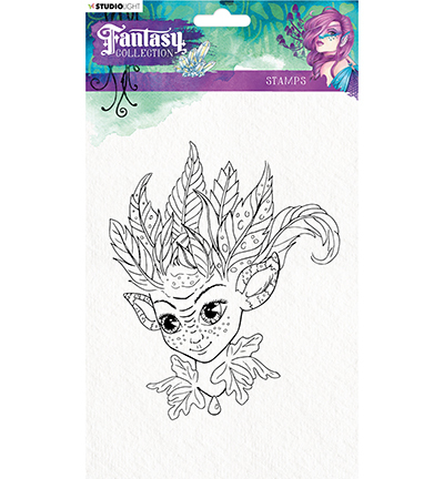 Studio Light - Clearstamp - Fantasy Collection - FC374