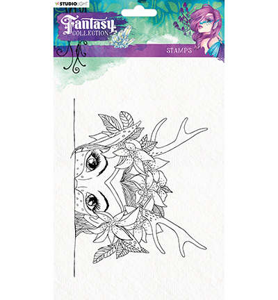 Studio Light - Clearstamp - Fantasy Collection - FC375
