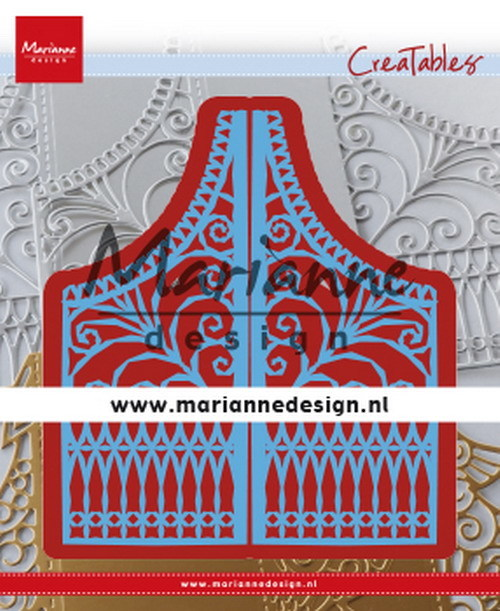 Marianne Design - Die - Creatables - Gate Folding dies Gate