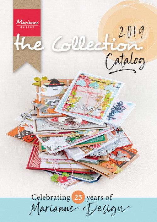 Marianne Design - The Collection Catalog 2019