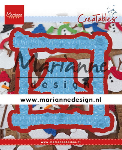 Marianne Design - Die - Creatables - Tiny's Logs