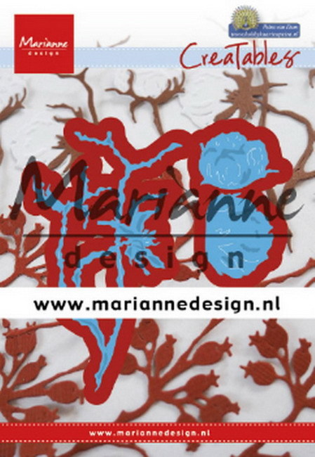 Marianne Design - Die - Creatables - Petra's Cotton
