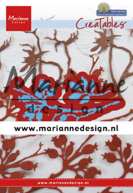Marianne Design - Die - Creatables - Petra's Berries