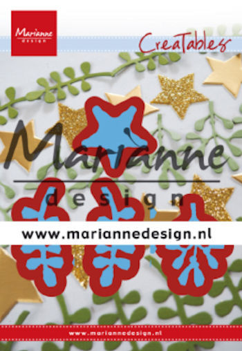 Marianne Design - Die - Creatables - Christmas Green