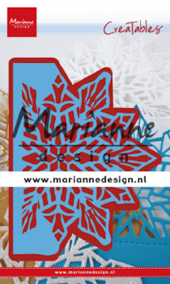 Marianne Design - Die - Creatables - Gate Folding Die Chrystal