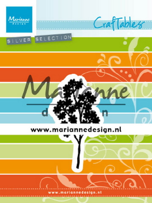 Marianne Design - Die - Craftables - Forget me Not