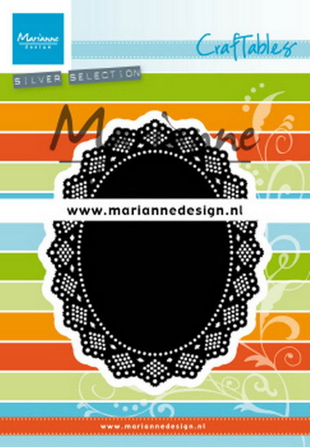 Marianne Design - Die - Craftables - Shaker Oval