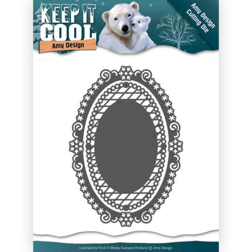 Amy Design - Die - Keep It Cool - Keep It Oval