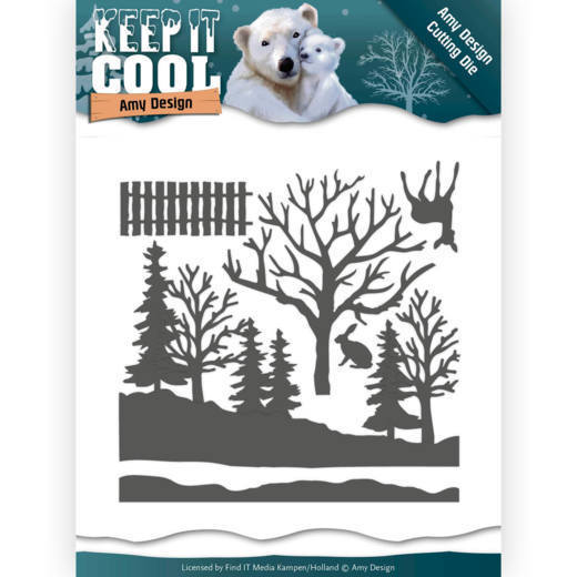 Amy Design - Die - Keep It Cool - Cool Forest