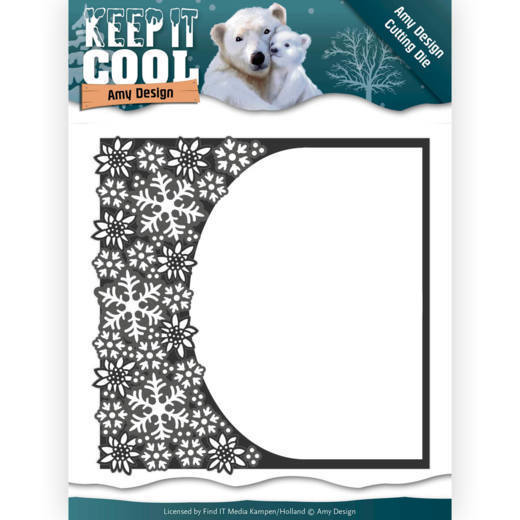 Amy Design - Die - Keep It Cool - Cool Rounded Frame