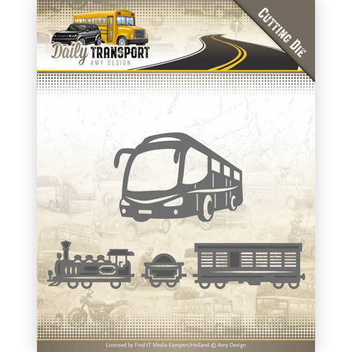 Amy Design - Die - Daily Transport - Public Transport