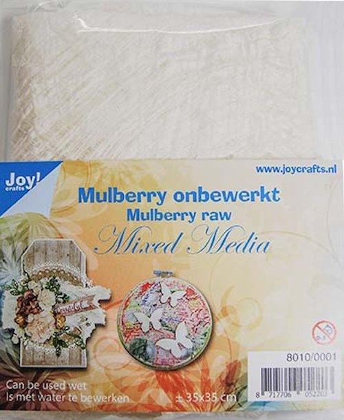 Joy!Crafts - Mulberry Paper 35x35 - Boombastvezels