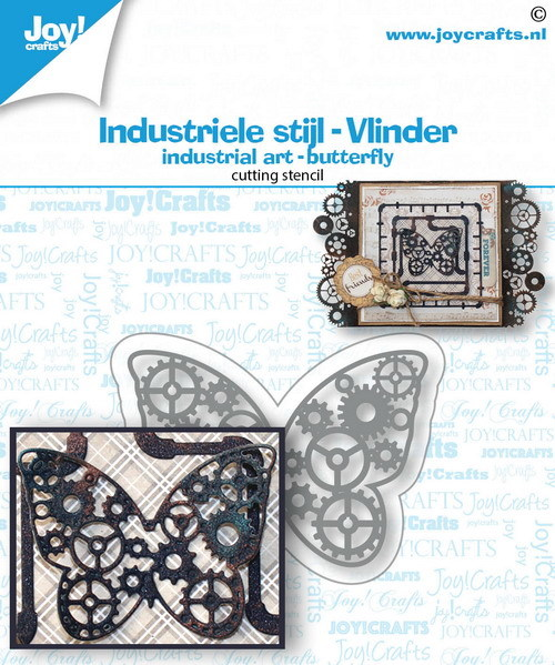 Joy!Crafts - Die - Industrieel Vlinder