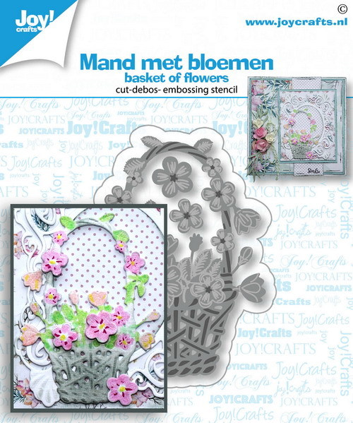 Joy!Crafts - Die - Bloemenmand