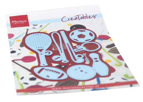 Marianne Design - Die - Creatables - Sports