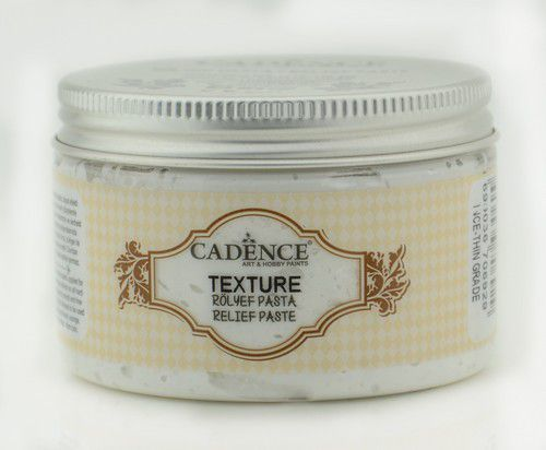 Cadence - Texture Relief Pasta - wit - 150 ml