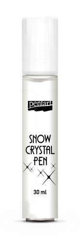 Pentart - Snow Crystal Pen