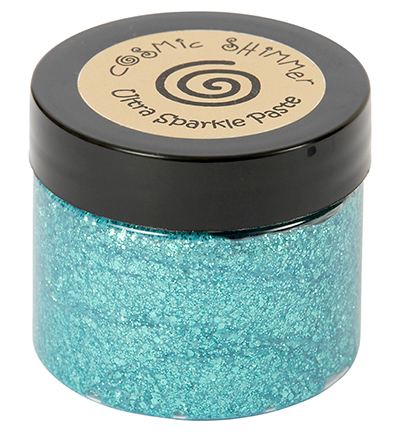 Creative Expressions - Cosmic Shimmer Ultra Sparkle Paste - Ocean Spray