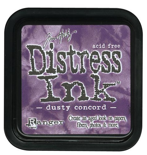 Distress Ink-  Dusty Concord