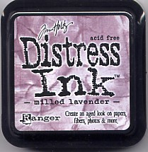 Distress Ink - Milled Lavender