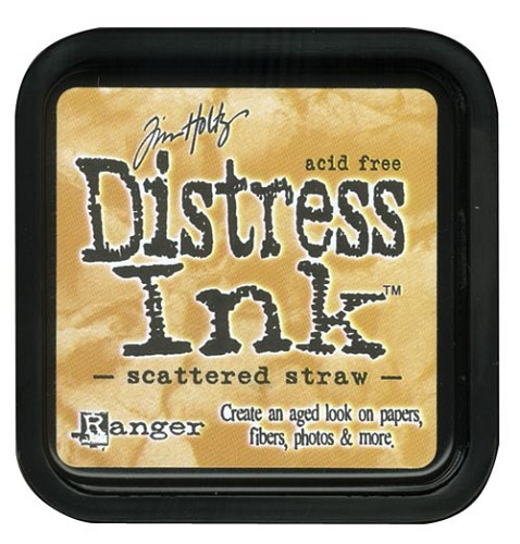 Distress Ink - Scattered Straw