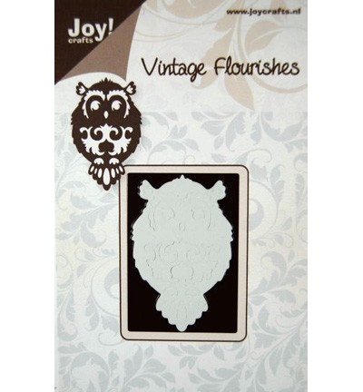 Joy!Crafts - Vintage Flourishes - Cutting - Uil