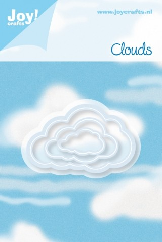 Joy!Crafts - Cutting - Clouds - Wolken