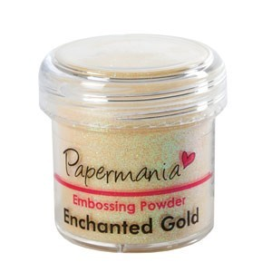 Papermania Embossing poeder - Enchanted Gold