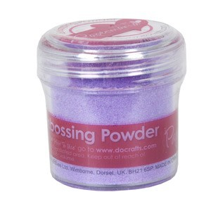 Papermania - Embossing poeder - Lilac