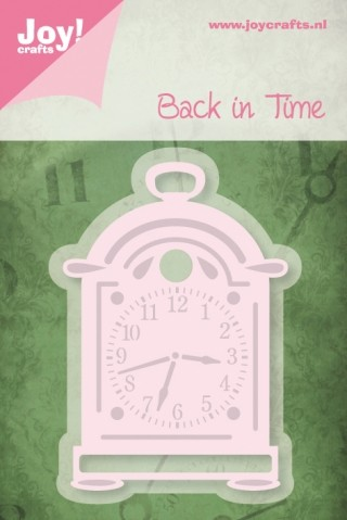 Joy!Crafts - Back in Time - Pendule