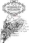 Marianne Design - Cling Stamp - Vintage Christmas - Dreaming