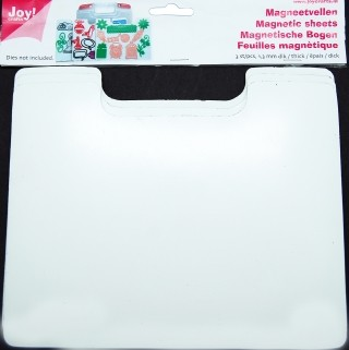 Joy!Crafts - Magnetic mats 3st - 1,3 mm