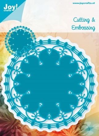 Joy!Crafts - Cutting & Embossing - Rond nr. 2