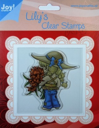 Joy!Crafts - Clearstamp - Lily's