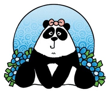 Marianne Design - Clearstamp - Corrie Kuipers Panda