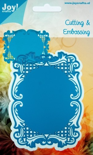 Joy!Crafts - Cutting & Embossing - Frame rechthoek