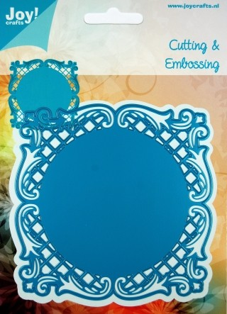 Joy!Crafts - Cutting & Embossing - Frame Vierkant