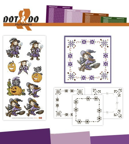 Dots & Do 20 - Halloween