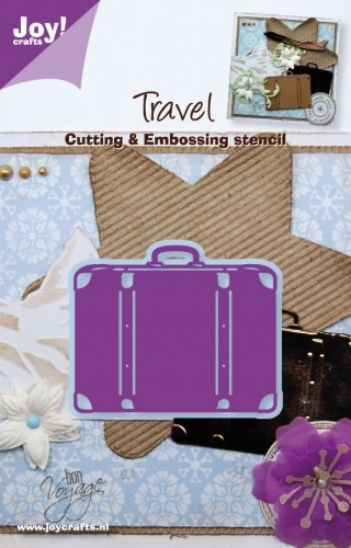Joy!Crafts - Cutting & Embossing - Travel Koffer
