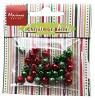Marianne Design Card Decorations Bells Green-Red
