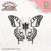 Nellie Snellen - Clearstamp - Animals butterfly