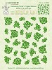 Leane Creatief - Embossing folder background Roses 14.4x16cm