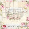Craft & You Design - Big paper pad - My Wedding