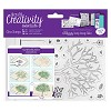DoCrafts - Clear stamp set - Build A Tree
