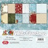 Craft & You Design - Small paper pad 6x6 White Christmas