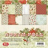 Craft & You Design - Big paper set 12x12 North Pole