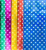Origami Papers - Metallic Dots - 4425
