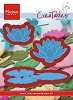 Marianne Design - Die - Creatables - Tiny`s waterlily (S)