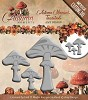 Amy Design - Die - Autumn Moments - Toadstools